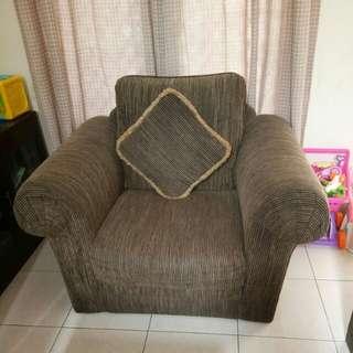 Jual sofa single
