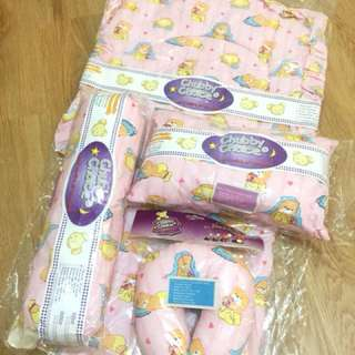 Chubby Choice Pram/Sleeping Accessories Pillow Set
