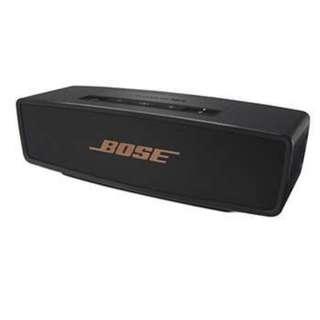 Bose Soundlink Mini 2 Bluetooth Speaker / Bose Soundlink Mini II Bluetooth Speaker