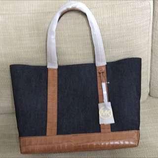 Brand New Michael Kors Shopping Bag