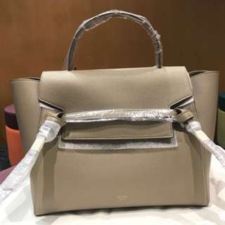 100%New & Real Celine Mini with remov shoulder strap