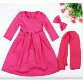Allysa dress jubah