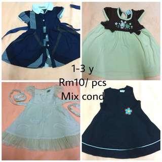 Dress 1-2y