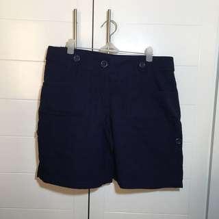 Navy-Blue Shorts