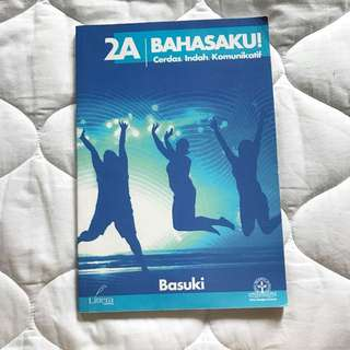 Buku bahasa indonesia 2A