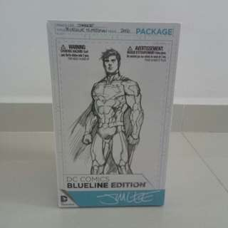 DC Comics Superman Blueline Edition Jim Lee