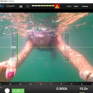 OpenROV underwater drone 2.8