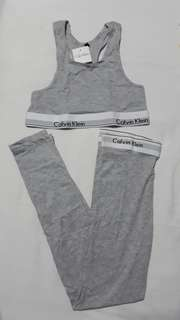 Calvin Klein Yoga Set