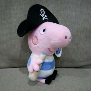 🚚 佩佩豬✨喬治海盜造型玩偶