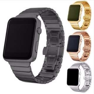 Stainless Steel Straps for Apple iWatch 42mm