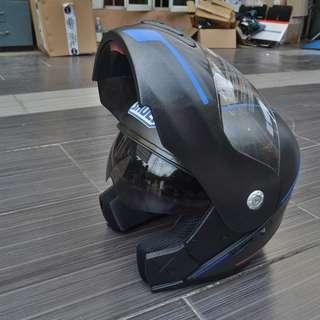 helmet flip up 130