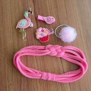 New baby girl hair accessories