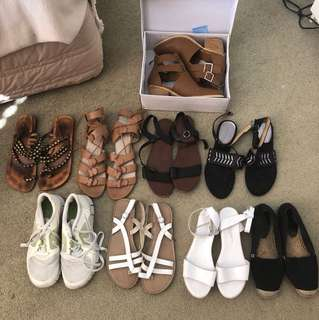 NAME YOUR PRICE Size 9 Shoes
