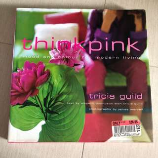 Think Pink Coffee Table Book