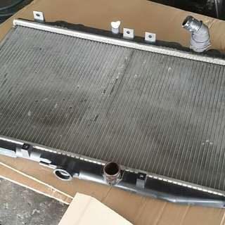 Honda accord euro R / cl7r stock radiator (price reduced)
