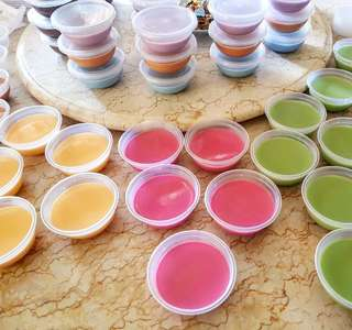 Silky Puding Home Made 15 Rasa - Pudding Lembut 200 ML