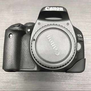 Used Canon 550D