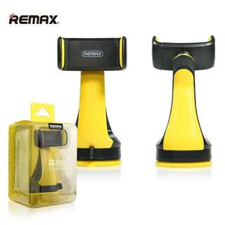 Remax RM-C15 Car Mount Holder(Black/Yellow)
