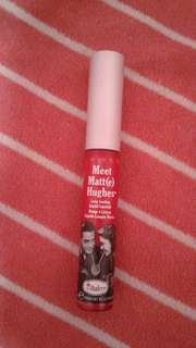 "The Balm Meet Matte Hughes ""Devoted"""