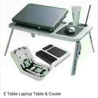 Deluxe E Table Laptop Cooler
