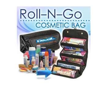 Roll n Go cosmetic bag tas kosmetik alat make up - BDP001