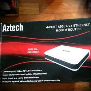 Aztech DSL 1000ER