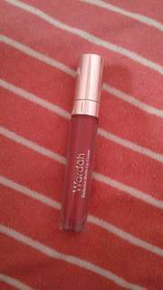 "Wardah Exclusive Matte Lipcream ""Plum it Up"""