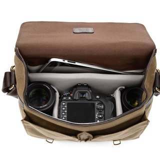 The Prince Street photography camera bag