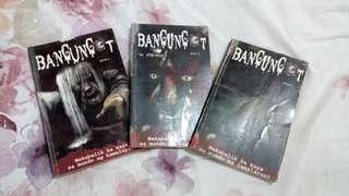 REPRICED Bangungot Books 1-3