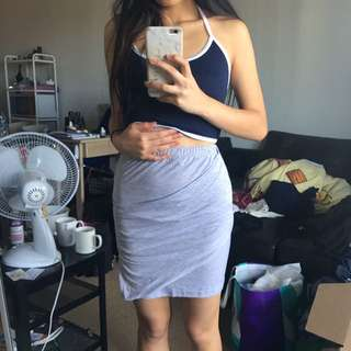 Top and skirt set 3