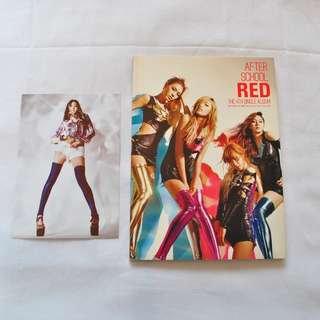 [WTS] Preloved After school Albums with Free Gift