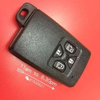Toyota Estima Key