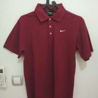 Polo Nike Tiger Woods