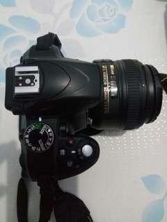 Nikon D3300 AF-P NIKKOR 18-55mm 1:3.5-5.6G VR DX + AF-S NIKKOR 50mm 1:1.8G
