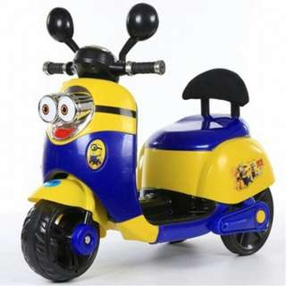 Minion Scooter Low Back