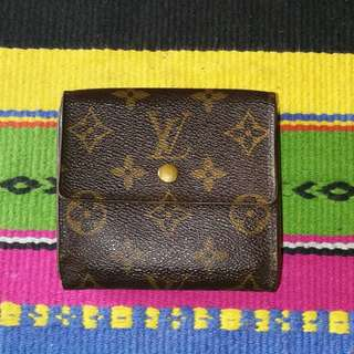 Louis Vuitton Double Snap Bi-Fold