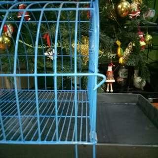 Pet Cage (Blue)