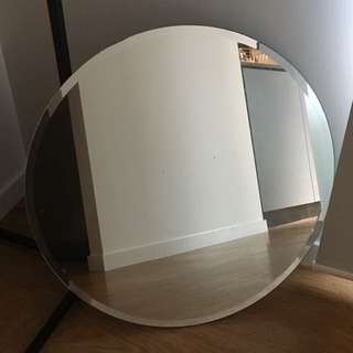 Large IKEA mirror