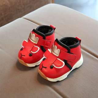 New baby red Shoes