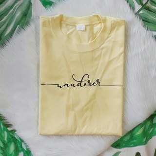 Wanderer Pastel Shirt