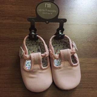 New Mothercare Pink shoes