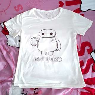 Baymax Top Tee
