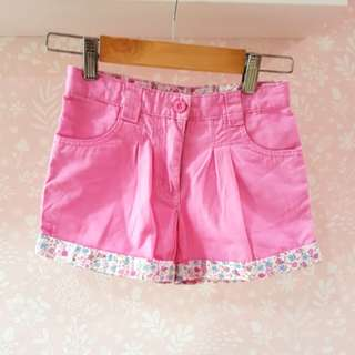 Mothercare Girls Shorts