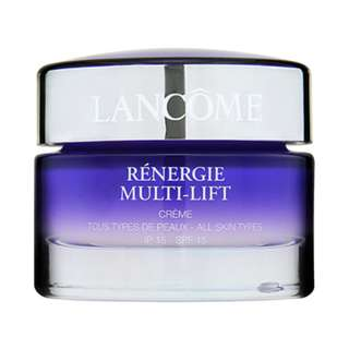 LANCOME Renergie Multi-Lift Redefining Lifting Cream SPF15 New 1.7oz?50ml