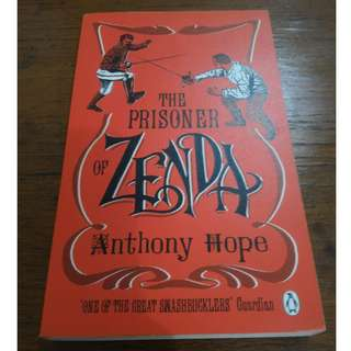 Novel Klasik Bahasa Inggris The Prisoner of Zenda by Anthony Hope