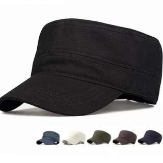 Flat Top Cap
