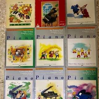 Piano Books for beginner