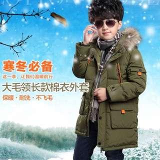 Winter Jacket for Boy