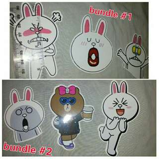 Brown bear and bunny cony