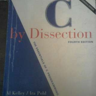 """C by Dissection: The Essentials of C Programming"" by Kelly and Pohl"